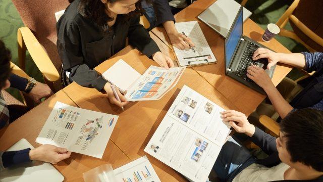 事業内容・業務内容・職務内容の違いと正しい使い方